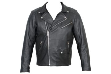 Men's Leather Motorcycle Leather Jacket